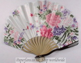 wedding chinese fan folding fan