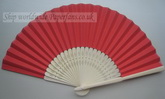 paper red fan wholesale