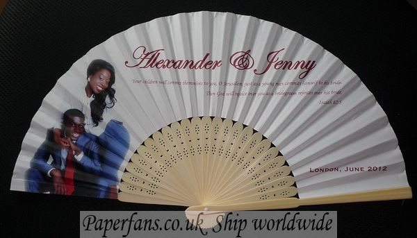 custom paper fans Looking for customized printed paper hand fans click here now to personalize yours today starting at $018 discounts available.