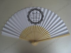 Chinese hand fans for wedding p