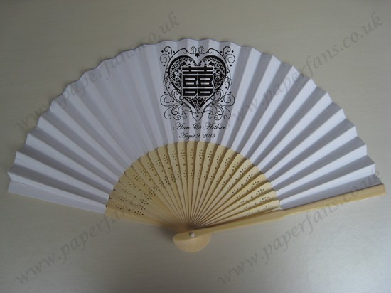 wedding gift fans popular personalized