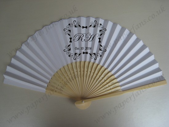 beautiful design fan for wedding