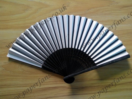 wholesale paper fans wedding bamboo hand fan