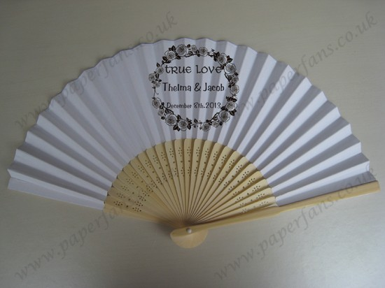 wedding gift cheap hand held fans